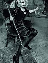 madonna broomstick